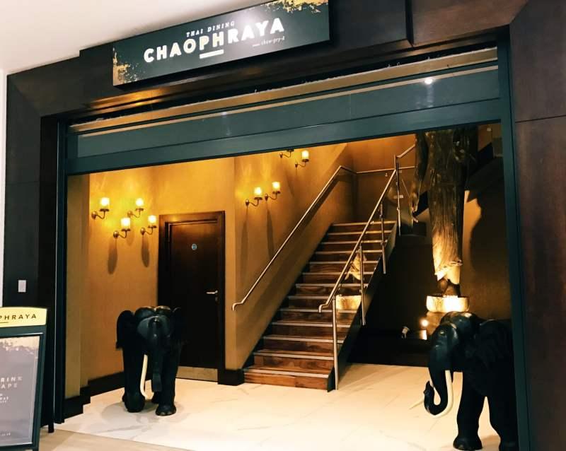 Chaophraya, Newcastle