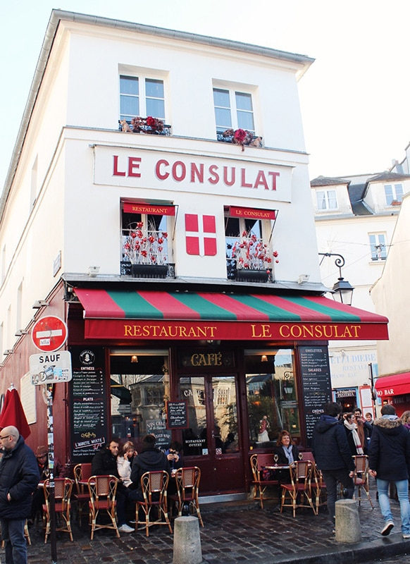 Le Consulat, Paris