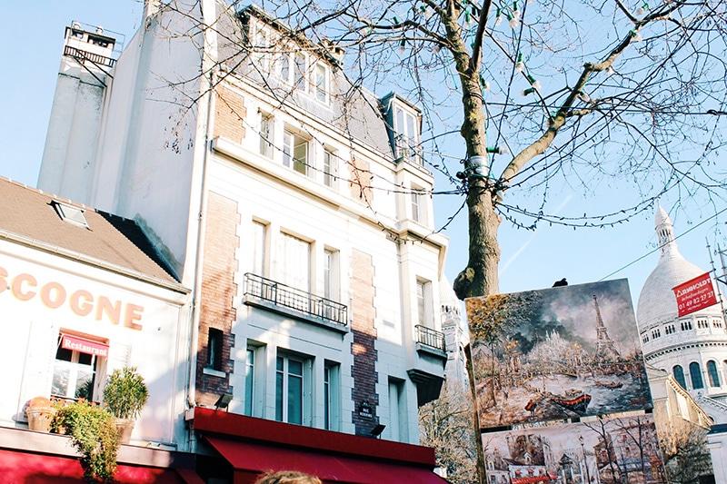 Sundays at Montmartre