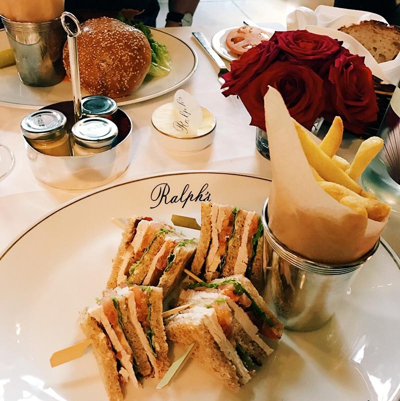 Ralph's restaurant Paris
