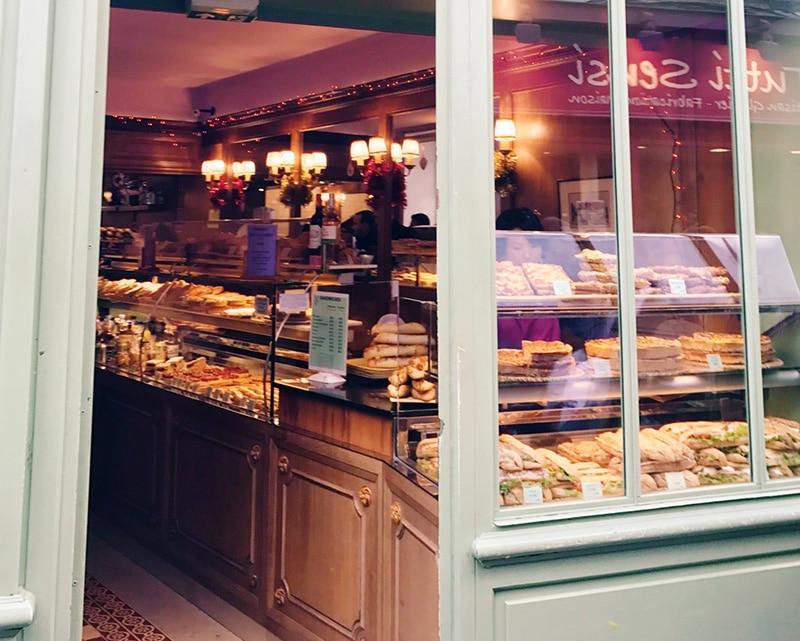 Montmartre bakery
