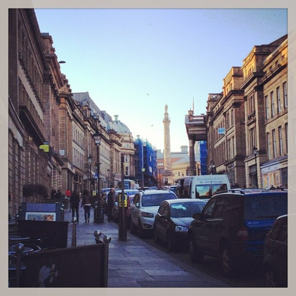 Grey Street, Newcastle