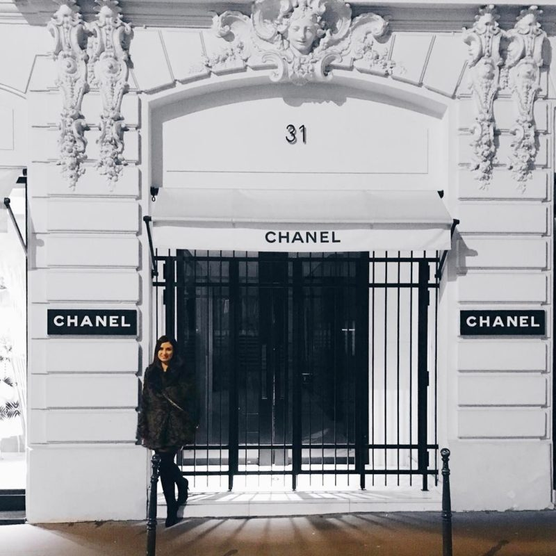 Chanel, Paris