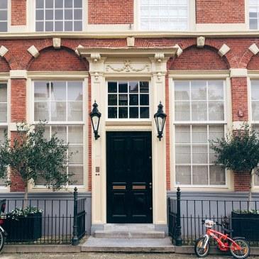 Amsterdam doorway