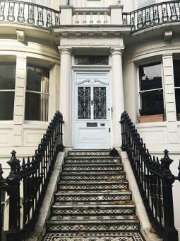 Notting Hill door