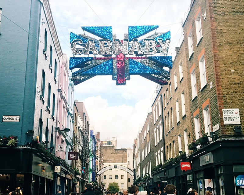 Carnaby, London