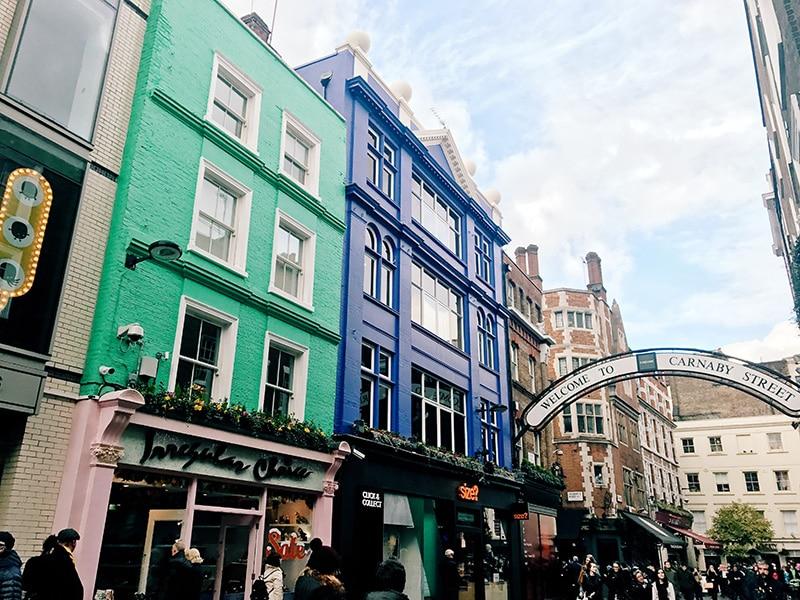 Carnaby, London