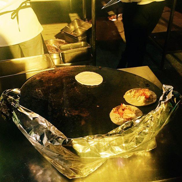 Mexican food Dreams Tulum