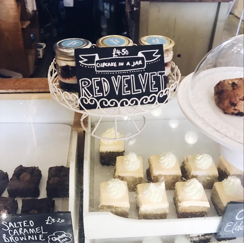 Cake Stories, Jesmond