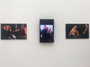 Saatchi Gallery Selfie Exhibition