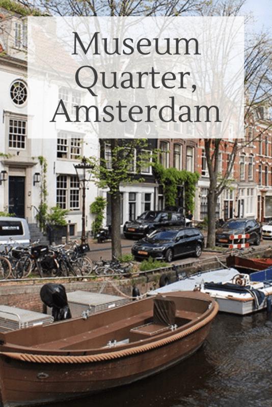Exploring the Beautiful Museum Quarter of Amsterdam