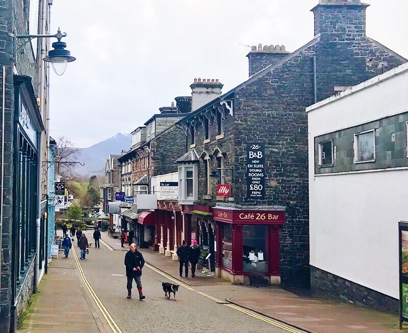 Keswick, Lake District