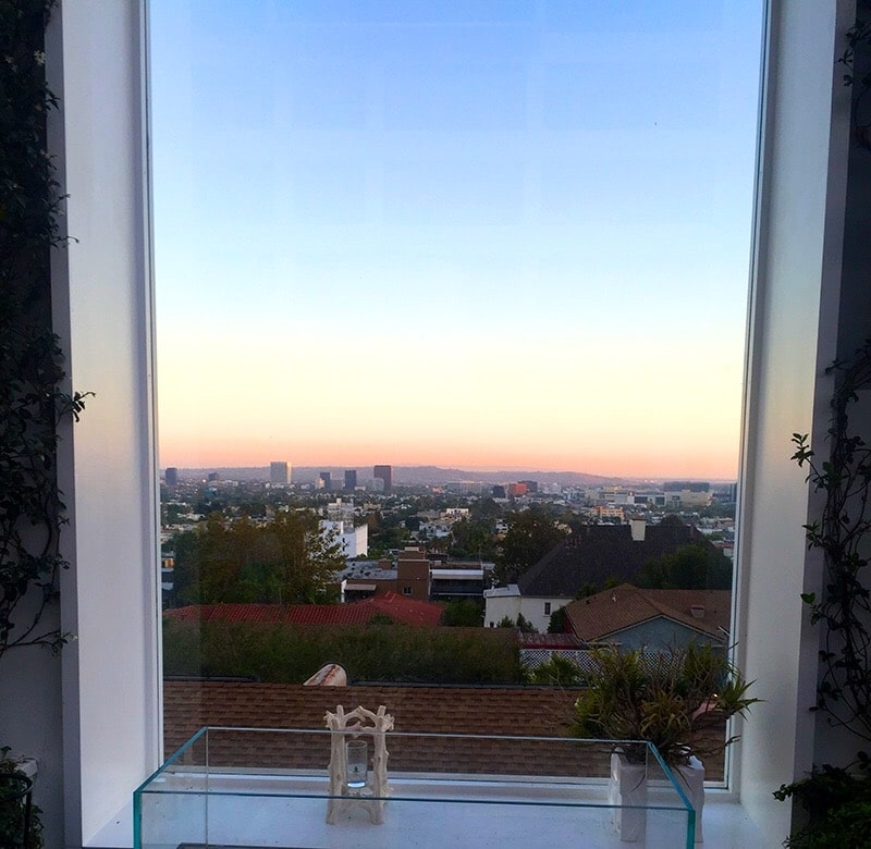 Sunday sunsets - LA