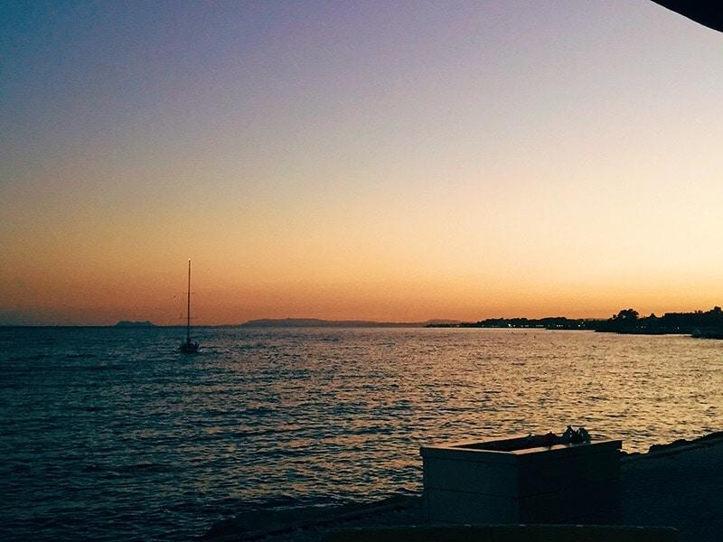 Sunday sunsets - Banus