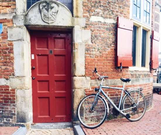 Doortraits of Amsterdam