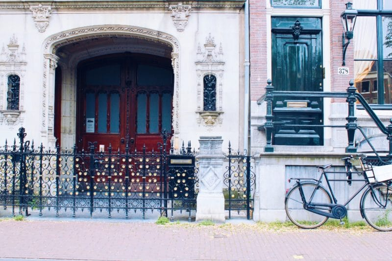 Doortraits of Amsterdam