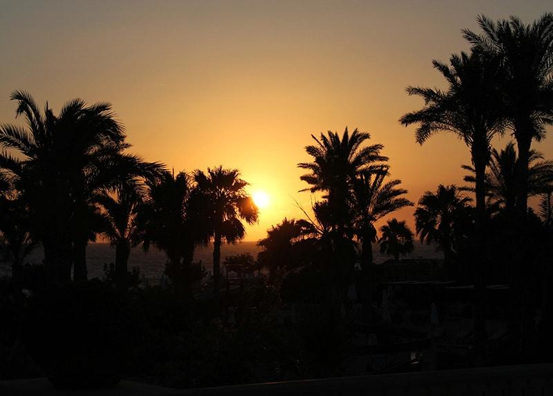 Sunday sunsets - Cyprus