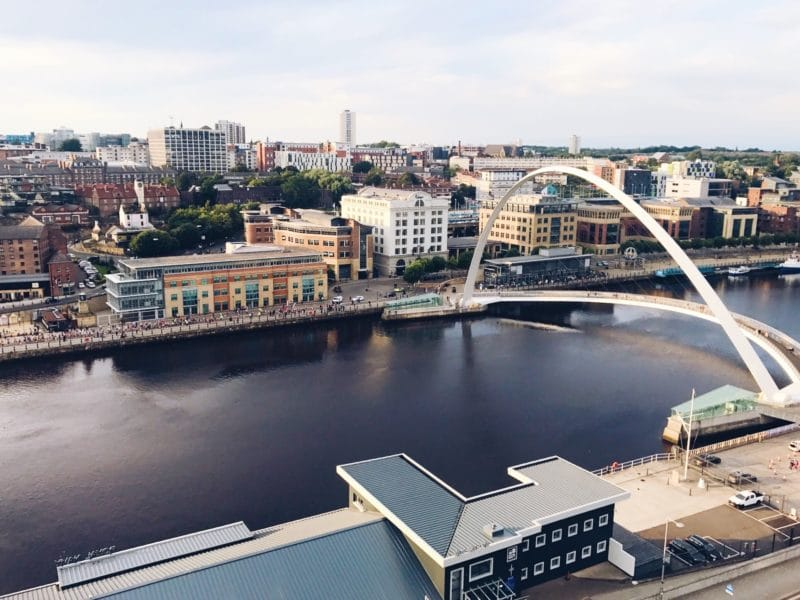 Newcastle in the Sky