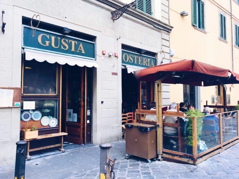 Gusta, Florence