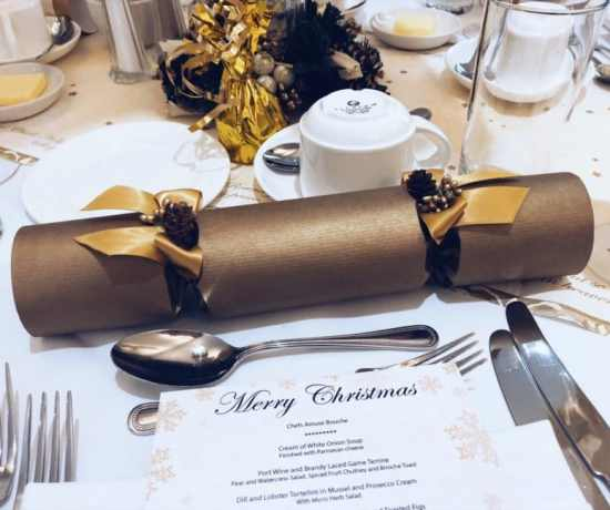Christmas Day Dinner at The Grand, Tynemouth