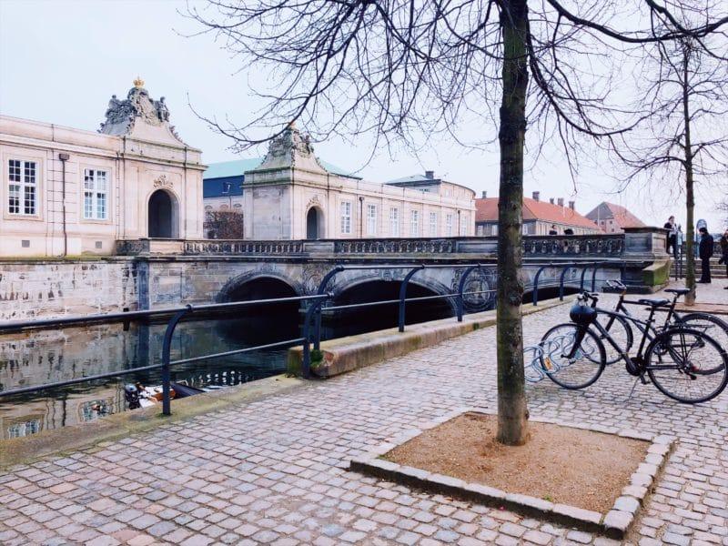 Tourist sights of Copenhagen
