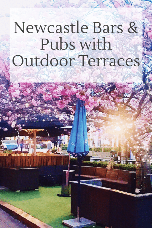The Best Bars & Pubs with outdoor terraces in Newcastle