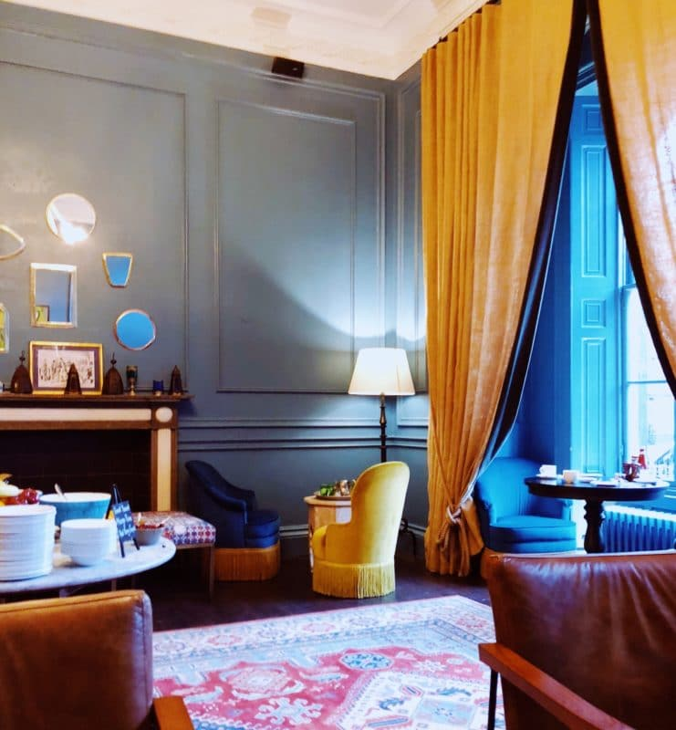 A Superior Double Room at the Principal Charlotte Square