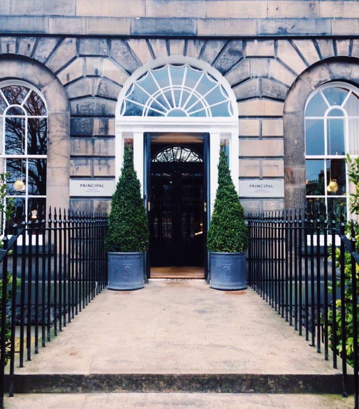 The Principal Edinburgh Charlotte Square hotel review