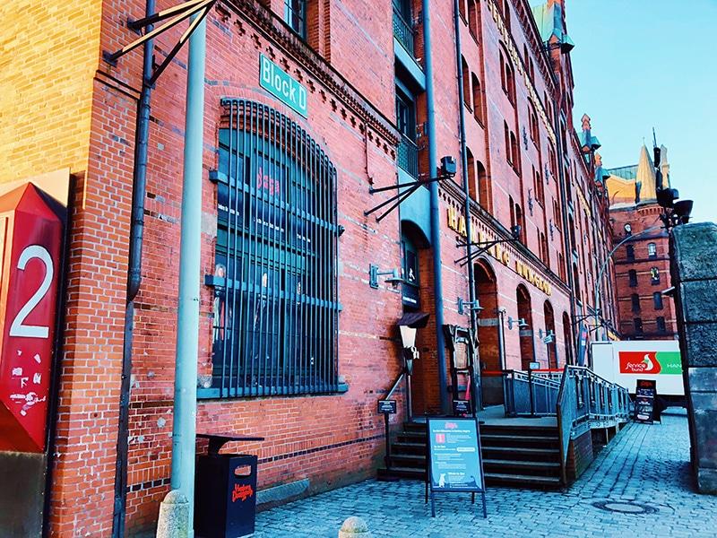 Speicherstadt Warehouse District Hamburg