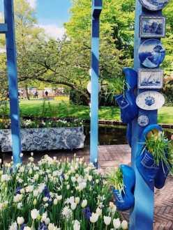 Keukenhof Gardens 2018