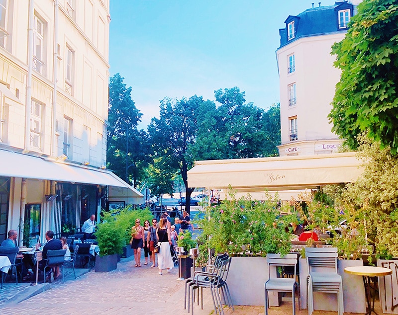 The Prettiest Streets in Paris