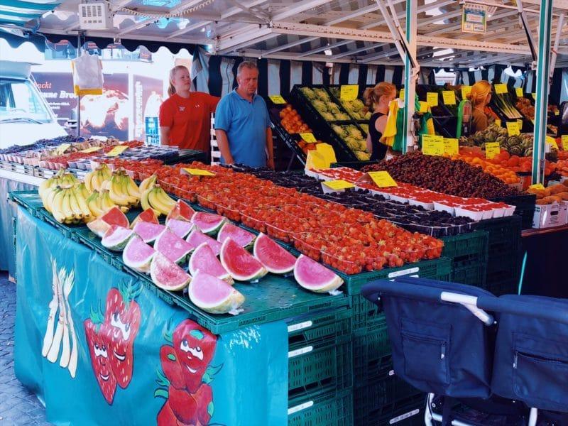 Bonn Market Germany