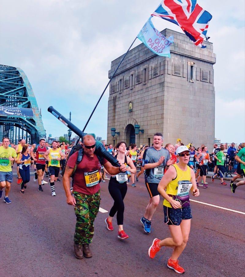 Great North Run 2018