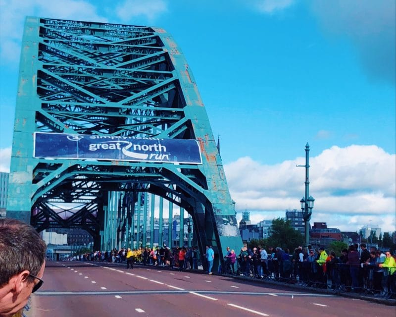 Great North Run 2018