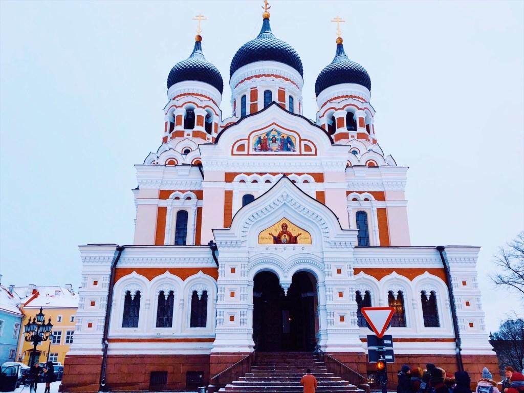Fairytale Winter in Tallinn
