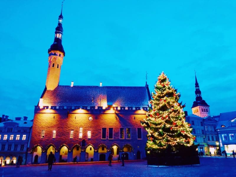 How to experience a Fairytale Winter in Tallinn