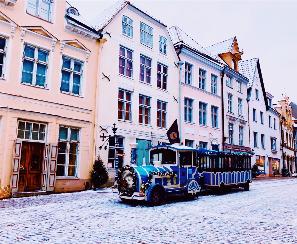 Fairytale Winter in Tallinn