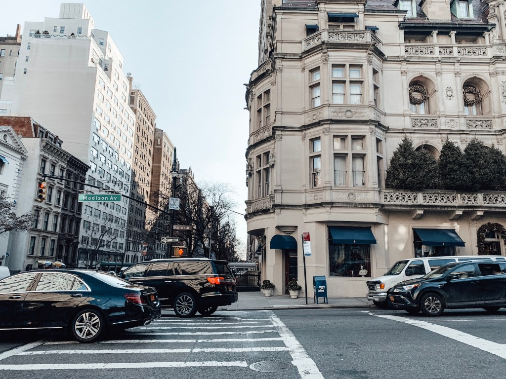 Exploring the Upper East Side, New York