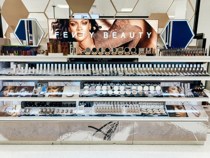 Fenty Beauty at Boots, Newcastle