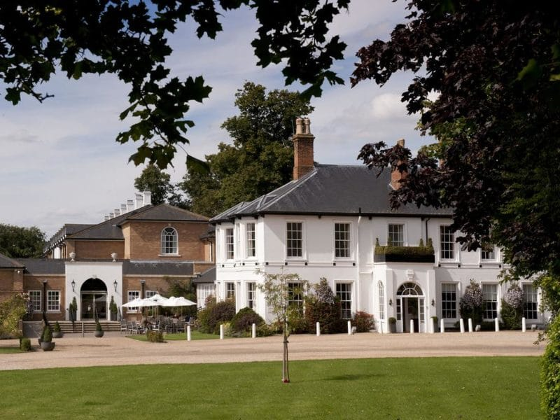 UK Getaway Wishlist: Bedford Lodge Hotel, Newmarket