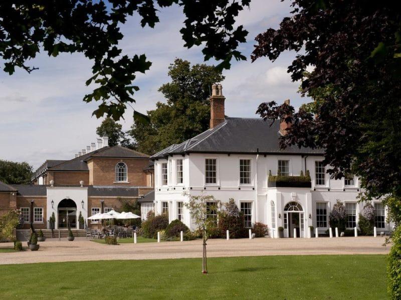 UK Getaway Wishlist: Bedford Lodge Hotel, Newmarket