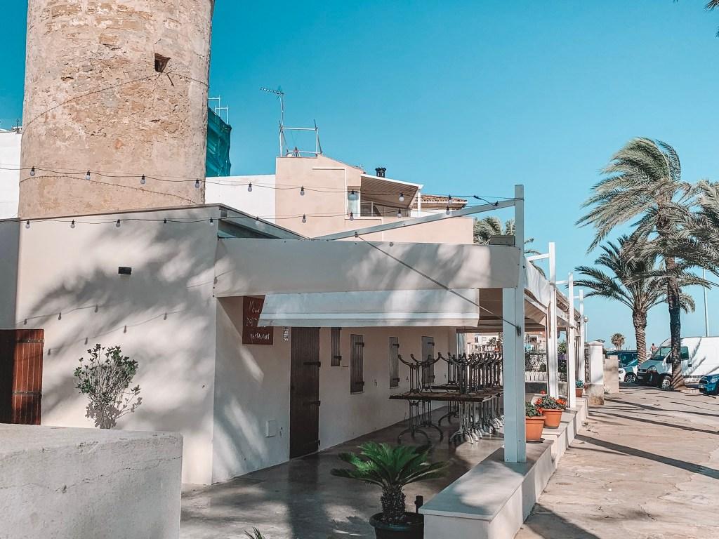 Portixol, Mallorca