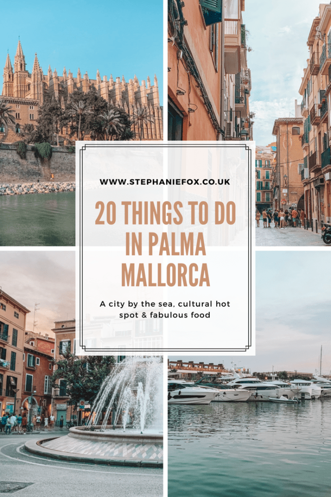 20 things to do in Palma Mallorca