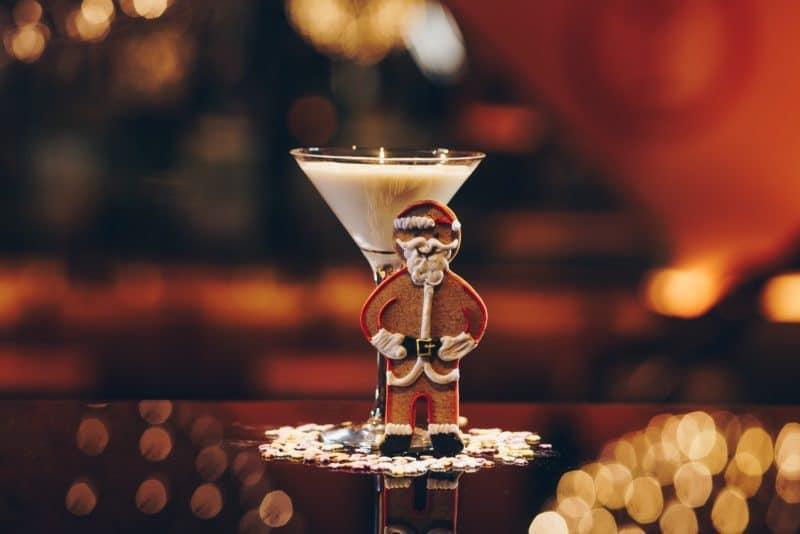 gingerbread martini livello