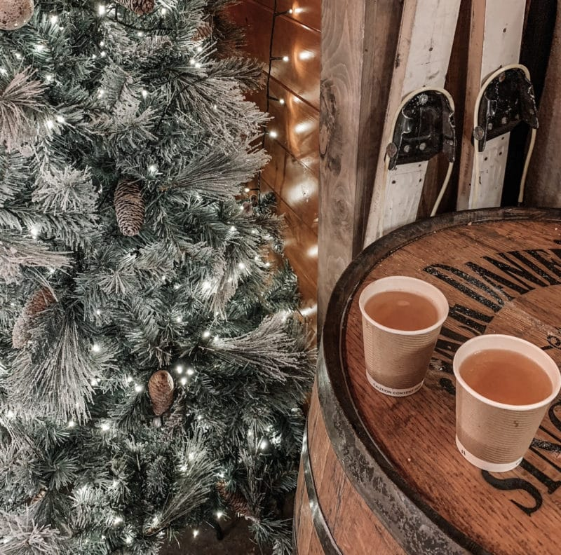 Festive Bars In Newcastle This Christmas