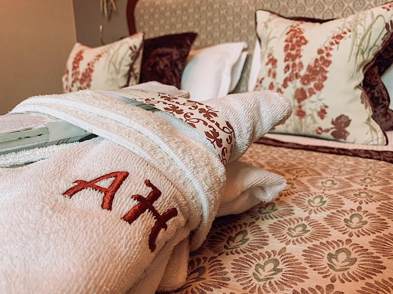 Armathwaite Hall Hotel & Spa Robe