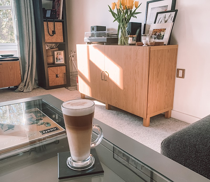 latte at home