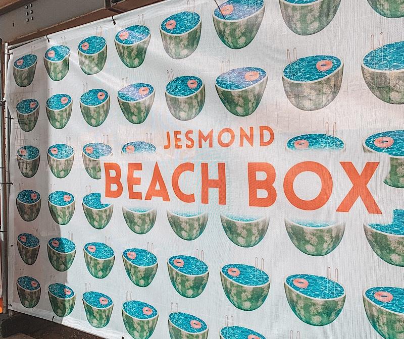 Beach Box, Jesmond