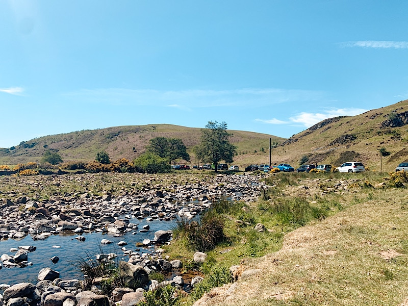 A Day Out to Ingram Valley, Northumberland