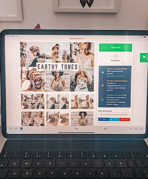 Improve Your Online Content With Design Bundles